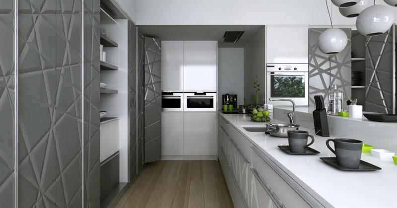 Blaty i fronty kuchenne, czyli na co zwrócić uwagę przy projektowaniu szafek.